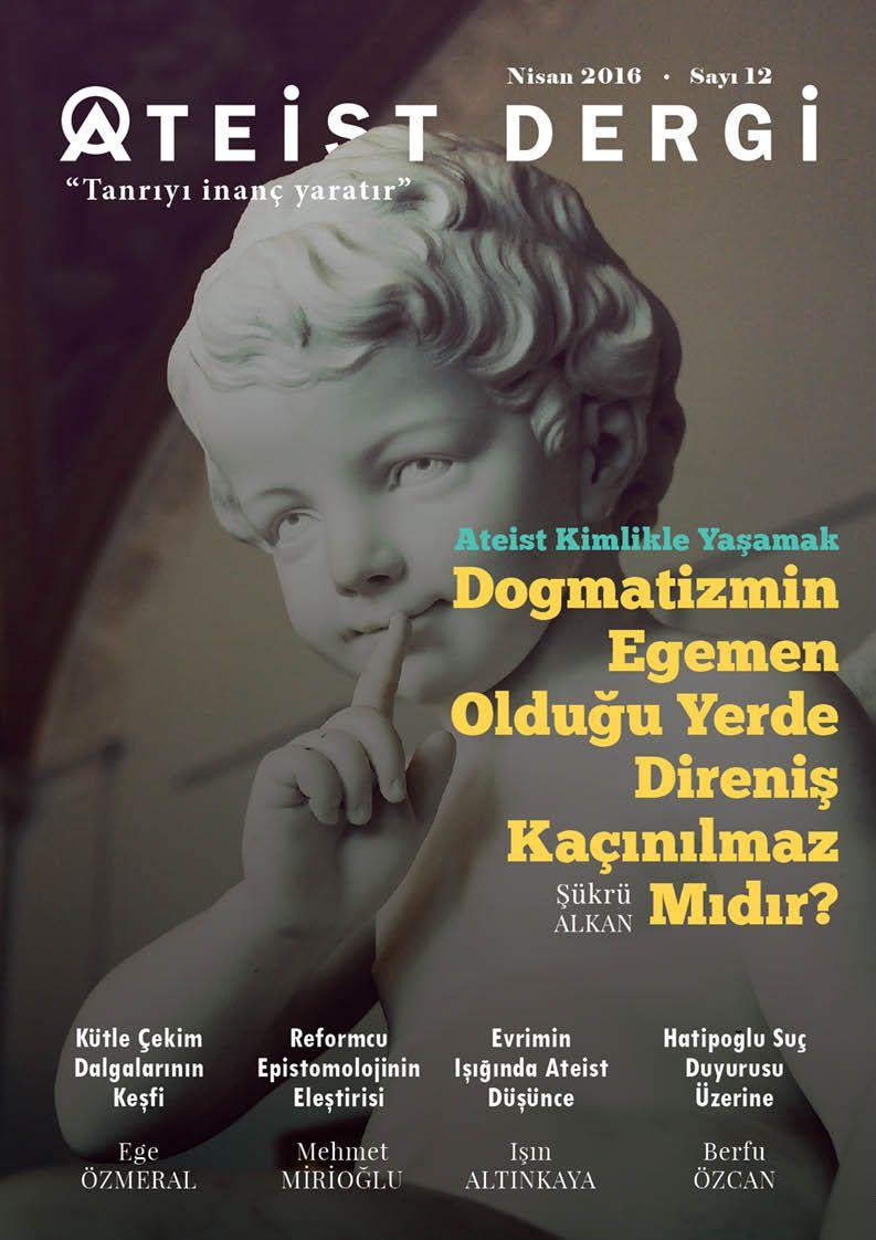 12. Sayı Nisan 2016
